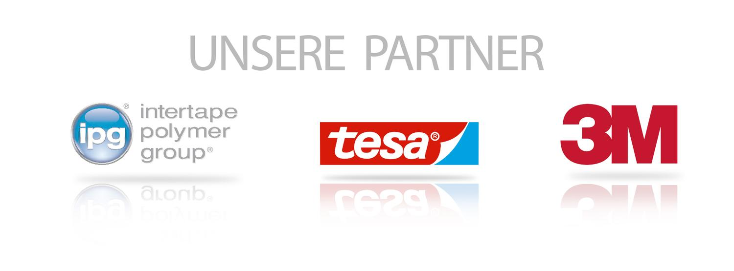 Unsere Partner - Intertape Polymer Group (IPG), tesa, 3M